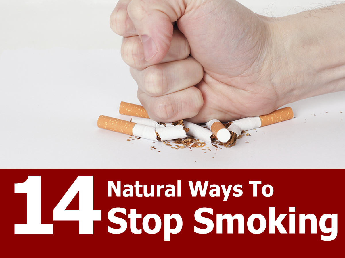 Best Way To Give Up Smoking Naturally
